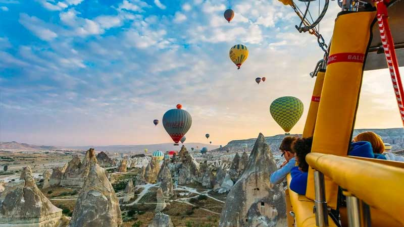 Cappadocia - Hot Air Balloon Ride