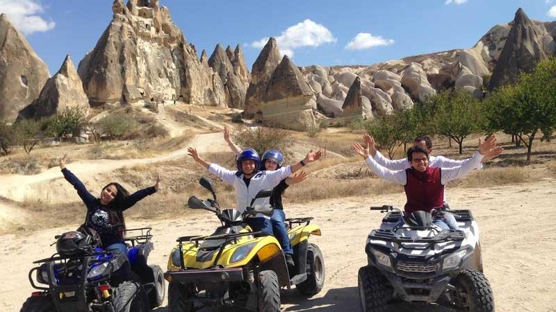 Cappadocia - ATV Tour