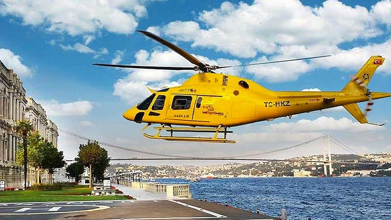 Istanbul - Helicopter Tour