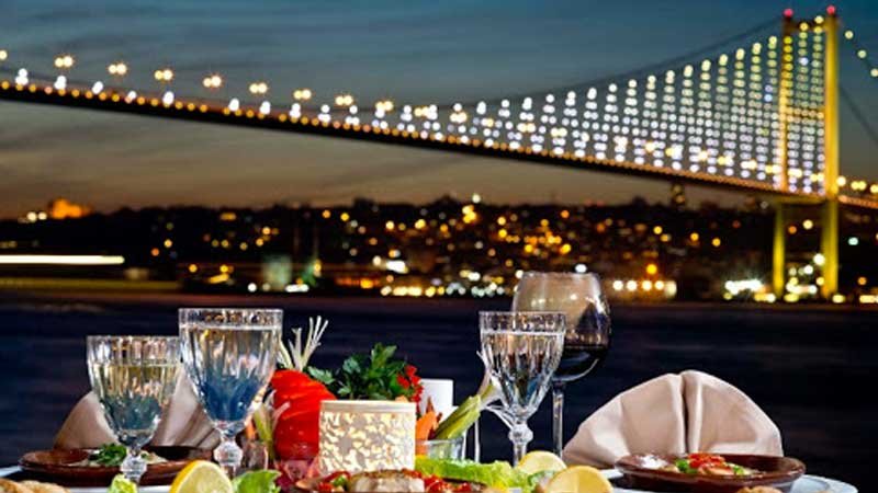 Istanbul - Dinner Cruise