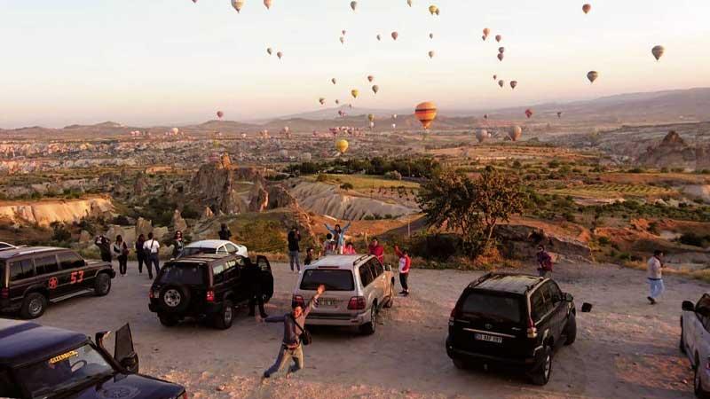 Cappadocia - Jeep Safari