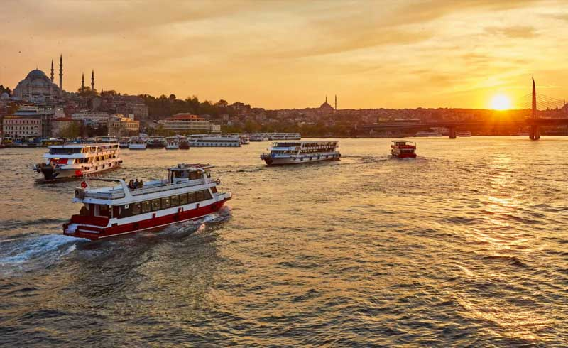 HALF DAY ISTANBUL TOUR - BOSPHORUS CRUISE