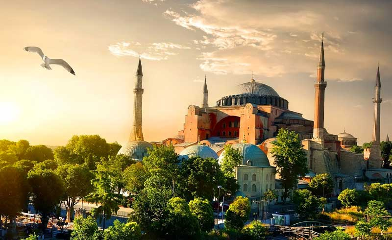 イスタンブールの人気名所観光 1日プライべートツアー