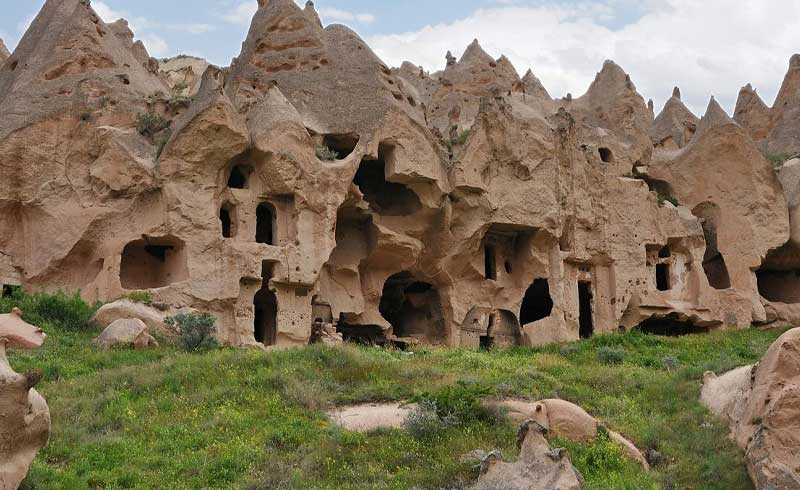 FULL DAY CAPPADOCIA UNDERGROUND CITY TOUR FROM ISTANBUL