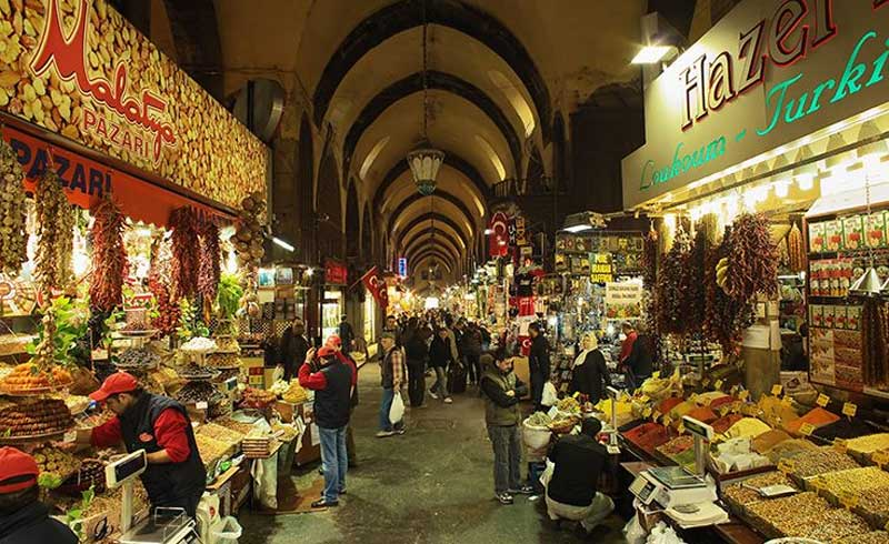 FULL DAY PRIVATE SPICE BAZAAR & BOSPHORUS CRUISE WITHOUT LUNCH